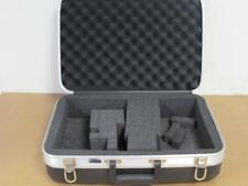 Platt 1425 Light Duty ABS Series Case w/Pick-n-Pluck Cubed Foam, (Black)