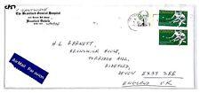 Canada *BRANTFORD GENERAL HOSPITAL* Air Mail Cover MEDICAL HOCKEY {samwells}CP57