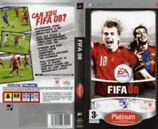 Fifa 08 - PSP Platinum