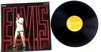 EX ELVIS PRESLEY 1968 NBC COMEBACK TV SPECIAL  ORIGINAL MONO VINYL LP RCA RD8011