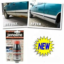 Jenolite Rust Treatment Remover Killer Remedy Car Steel Metal Removal Removing