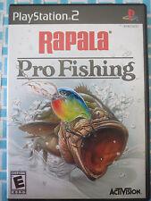 Rapala Pro Fishing (Sony PlayStation 2 - PS2 - 2004)