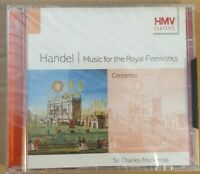 Handel: Music for The Royal Fireworks  Sir Charles Mackerras CD NEW SEALED