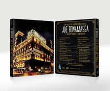 JOE BONAMASSA LIVE AT CARNEGIE HALL Acoustic Evening DVD ALL REGIONS NTSC NEW