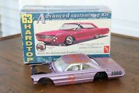 AMT Ford Galaxy 500 Modified Stocker 1/25 Model kit Hardtop car with box parts