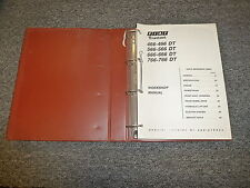 Heavy equipment manuals books for fiat for sale ebay free shipping fiat trattori 466 566 666 766 dt tractor workshop shop service repair manual fandeluxe Gallery