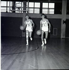 "1965 ""Pistol"" Pete Maravich in High School - Vintage 120mm B&W Negative"