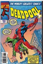 DEADPOOL (1997) #11 - Back Issue