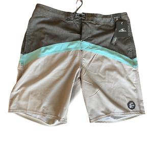 NEW O'Neill Board Shorts Size 33 Verge Cruzer - Retail $60