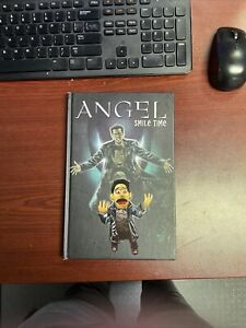 Angel Smile Time HC Hardcover   New Unread Unopened VF-NM   Buffy Universe