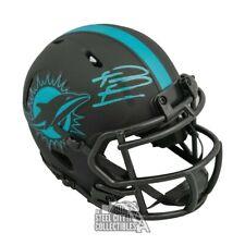 Tua Tagovailoa Miami Dolphins Autographed Eclipse Speed Mini-Helmet - Fanatics