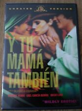 Y Tu Mama Tambien (Dvd, 2002, Unrated Version) Free Shipping