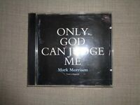 Mark Morrison : Only God Can Judge Me CD (1997) free p+p