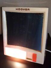 Miroir grossissant lumineux Hoover à poser. VINTAGE