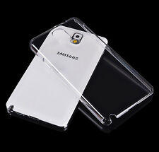 Ultra Clear Transparent Hard Back Case Skin For Samsung Galaxy Note 3 III N9000
