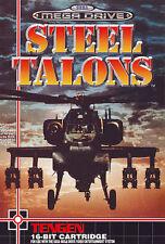 ## Steel Talons - SEGA Mega Drive / MD Spiel - TOP ##