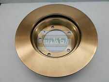 Coppia Dischi Freno Toyota Land Cruiser HDj 4.0 TD UZJ 4.7 V8 43512-60170 Sivar