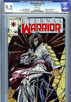 Valiant Comics Eternal Warrior #4 CGC Graded 9.2 Comic 1992 1st Bloodshot