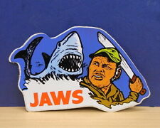 1x Sticker - Decal : Jaws / Movie with org.back 70/80's (1759)