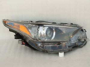2016-2018 Toyota Corolla Scion iM RIGHT Passenger OEM 9B Halogen LED Headlight