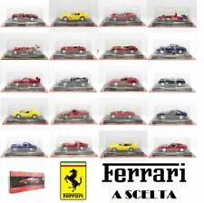 Articoli di modellismo statico Ferrari Scala 1:43 Ferrari