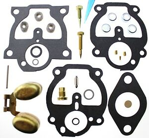 Carburetor Kit Float fits Caterpillar S72 S83 630 Zenith 11752b 12655 7M6038 L74