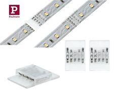 Paulmann MaxLED Clip-to-Clip Verbinder 5Pin 2er Pack für Stripe Kunststoff 70618