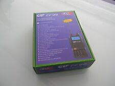 Proxel CRT FP00 Portatile Bibanda VHF UHF completo di batteria e caricatore