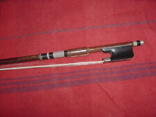 """ANTIQUE VOIRIN FRENCH VIOLIN BOW    29  """"LENGTH   55  grams"""