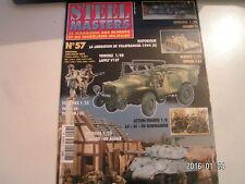 *** Revue Steel Masters n°57 Le raid sur Villefranche-sur-Saone / M9361