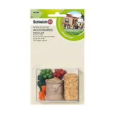 SCHLEICH 42132 LARGE FEED SET BRAND NEW