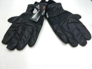 Guante Hombre Thinsulate 40 gram MARGU exterior impermeable, interior polar neg
