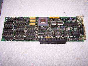 APPLE Macintosh 820-0198-C MACINTOSH II VIDEO CARD