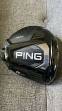 MINT PING G425 MAX DRIVER Head 10.5 DEGREES RIGHT HANDED RH