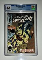 Amazing Spider-Man #265 CGC 8.5 (Marvel, 1985) 1st Silver Sable Perfect Case