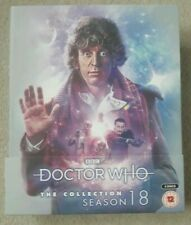 Doctor Who: The Collection - Complete Season 18 - Blu-ray Box Set Tom Baker  NEW
