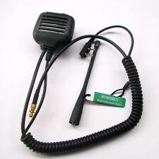 Handheld Speaker Microphone Mic Antenna Adapter For Baofeng UV-5R E UV-3R Radio