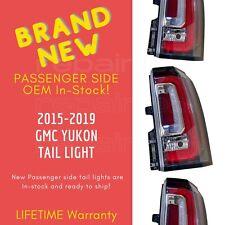 New GMC Yukon XL Passenger Side OEM Tail Light For 2015-2018, Denali SLE, SLT