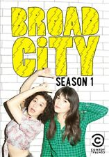 BROAD CITY TV SERIES COMPLETE SEASON 1 New Sealed 2 DVD Set