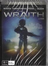 THE WRAITH (1986 Charlie Sheen)   - DVD - UK Compatible -Sealed