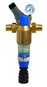 "BWT Bolero HWS Hauswasserstation Rückspülfilter 1"" mit Druckminderer - 10370"