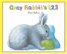 Gray Rabbit's 1,2,3 by Baker, Alan