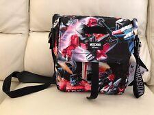 Moschino Transformers Mochila Bolso Nuevo