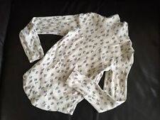 High Neck Top Jumper From Gap Size 8 Years Penguins Fitted