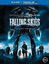 Falling Skies The Complete Third Season Blu-ray 2-Disc Set..free fast shipping!!