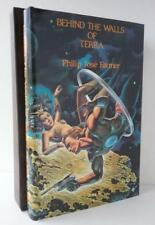 Behind the Walls of Terra by Philip Jose Farmer (Limited Edition) Signed Copy...
