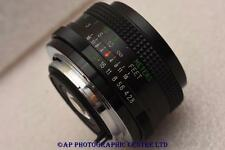 Pentax DSLR PK PKA KA fit Vivitar 28mm f2.8 Close Focus Lens  Komine VERSION