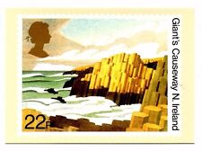 National Trust - Giant's Causeway, N. Ireland - Post Office Picture Postcard