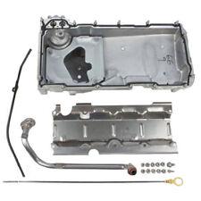 GM Performance Oil Pan Kit LS 19212593 Rear Sump Muscle Car Swap OEM New