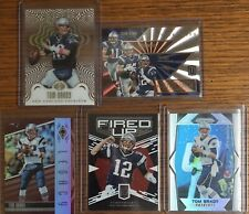 Tom Brady Card Lot